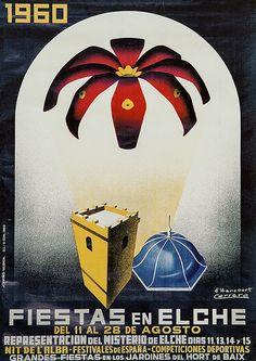 Cartel #MisteriDElx 1960