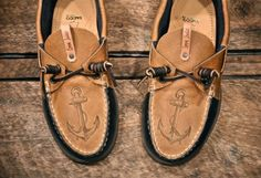 theessentialprep:    [Love Jules leather boat shoes]