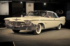 1960 Imperial Crown (Chrysler Imperial). Now THAT'S a car!