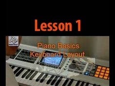 Learn How to Play Piano Online With Zebra Keys - Free Piano Lessons for Various Levels of Difficulty  In this section, you will find over 50 free piano lessons that will help you to learn how to play piano and understand music theory