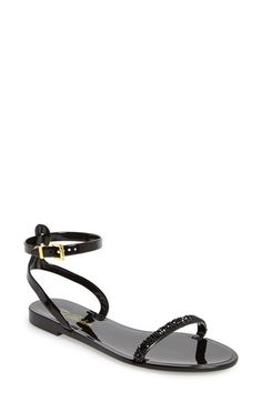 Ted Baker London 'Amorphia' Ankle Strap Sandal (Women) available at #Nordstrom