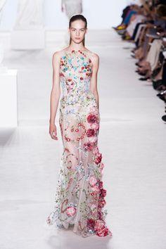 Défile Giambattista Valli Haute couture Automne-hiver 2013-2014 - Look 24