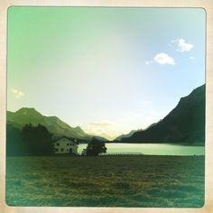 Surlej - Engiadin, Switzerland, 8th August 2012