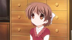 nagisa and ushio Manga Anime, Sad Anime, Me Me Me Anime, Kawaii Anime, Manhwa, Clannad Anime, Koi, Clannad After Story, Anime Family
