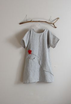 petite comfy fit linen dress by annyschooecoclothing