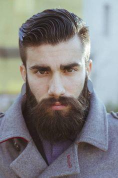 Los hombres con barba son más atractivos, según un estudio realizado a 8500 mujeres