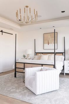 Master Bedroom, Bedroom Decor, Bedroom Ideas, Bedroom Inspo, Bedroom Designs, Bedroom Inspiration, Master Suite, Neutral Bedrooms, Home Repairs