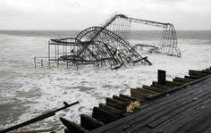 Seaside, NJ #hurricanesandy