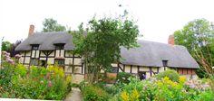 Anne Hathaway cottage STRATFORD UPON AVON