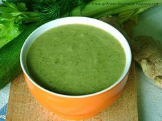 zielona zupa Ethnic Recipes, Food, Drink, Diet, Meal, Soda, Essen, Hoods, Meals