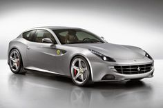 These 7 monsters have the biggest engines in SA's new car market -  Ferrari FF/F12berlinetta