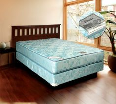 Comfort Classic Gentle Firm Innerspring Twin Size Mattress by 2K Furniture Designs. $169.99