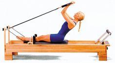 I love my reformer! Pilates has changed my life, no wonder women love it