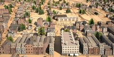 Click the image for a 3-D animated map describing the Richmond slave trade from U of Richmond Digital History Lab. Awesome stuff!!