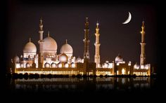 Find out: Sheikh Zayed Grand Mosque wallpaper on  http://hdpicorner.com/sheikh-zayed-grand-mosque/