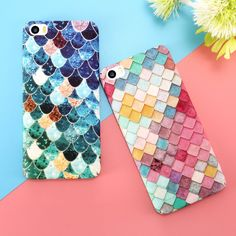 Kisscase have designed this mermaid and fish scale case to be the perfect summer accessory for your smartphone. The multi-colour scales are made from high quality plastics and add texture to your phone whilst being scratch, dirt and shock resistant. Available in 2 different colours for the iPhone 6, 6 Plus, 6S, 6S Plus, 7, 7 Plus, Samsung Galaxy S7, S7 Edge, S8, S8 Plus, Huawei P9, P9 Plus, P10, P10 Plus, Xiaomi Mi5 and Mi6. Only £7.49 with Free Shipping!