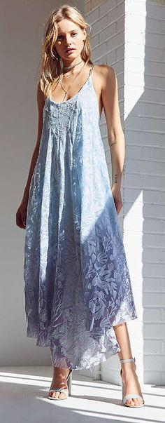 Kimchie Blue Mermaid Dress