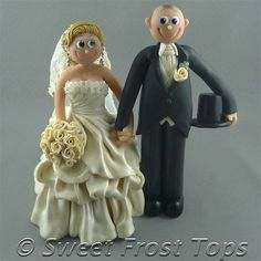 Sweet Frost Tops - Cake Topper Gallery
