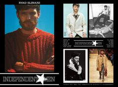 Ryad Slimani - FW14/15
