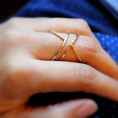 This ring demands attention. http://go.brit.co/1rZiHRV
