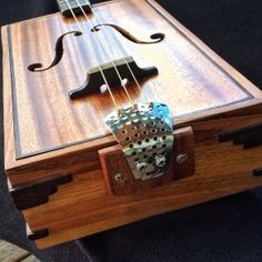 Primitive Acoustics's Page – Cigar Box Nation
