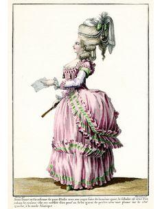 Galerie Des Modes Pink Soiree Dress.jpg | Flickr - Photo Sharing!