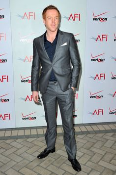 Damian Lewis Clothes