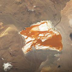 NASA's 15 Best Aerial Earth Views of 2015 – Fubiz Media