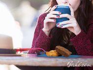 Mit einem warmen Coffee to go auf den Herbst einstimmen #Bahlsen #LifeIsSweet