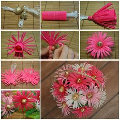 DIY Chocolate Gerbera Flower Bouquet  https://www.facebook.com/icreativeideas