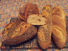 The Hains House : Artisan Bread Baking and Cooking Lessons via Wood Fired Ovens - Home