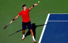 Tenis | Del Potro venció a Serra en su debut en el Abierto de Estados Unidos (Foto: Cadena3) | Leé la nota completa en http://www.lapampadiaxdia.com.ar/2012/08/tenis-del-potro-vencio-serra-en-su.html