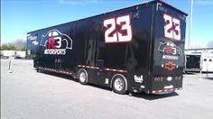 R3 Motorsports trailer