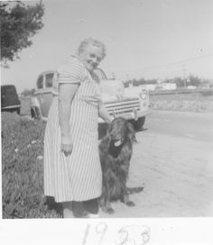 Great Grandma Brown 1953