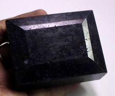 1944ct Big Rare Certified Natural Blue Sapphire Earthmined Loose Gemstone