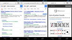 """El sitio web de Google Search para móviles añade enlaces expandibles y la """"vista rápida"""" http://www.xatakandroid.com/p/92044"""