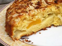 Almond Apricot Yogurt Cake is my new favourite cake recipe - adapted from a super food idea magazine that I recently revisited! Great served on its own or with a dollop or two of your favourite cream. Watermelon Cake, Cake Mixture, Tray Bakes, No Bake Cake, Cupcake Cakes, Cupcakes, Sweets Cake, Cake Recipes, Icing Recipes