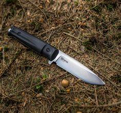 Nôž STURM AUS-8 čierny, Kizlyar Supreme