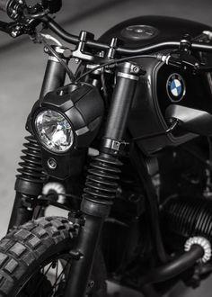 BMW R100R Café 2