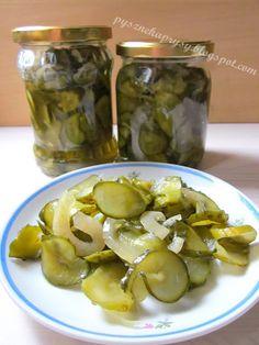 Baguette Recipe, Monkey Business, Preserves, Pickles, Potato Salad, Cucumber, Food And Drink, Homemade, Vegetables