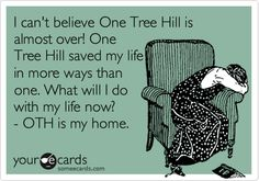 ONE TREE HILL :(