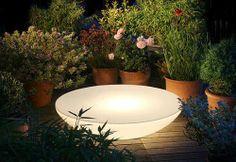 mobili luminosi terrazza