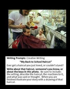picture writing prompt: creative story