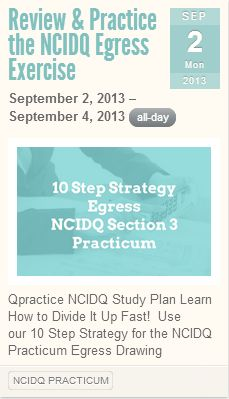 NCIDQ Exam Practice Questions - Exam 2 Jobs