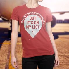This wear-to-go shirt should also be on your list! The perfect pick for short and long flight and adventures. http://ift.tt/2gJV4AB