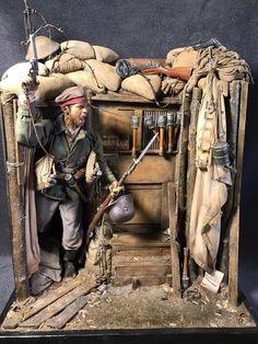 Triple Alliance, Military Action Figures, Battlefield 1, Military Diorama, Miniature Figurines, Scale Model, Gi Joe, World War I, Wwi