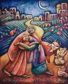 The Prodigal Son (by Kaye Redman Fine Art)