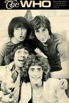 The Who #thewho #forthosewholiketorock