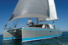 SC 48  by Garcia Yachting (Guided Tour Video in English)