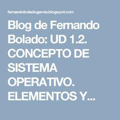 Blog de Fernando Bolado: UD 1.2. CONCEPTO DE SISTEMA OPERATIVO. ELEMENTOS Y...